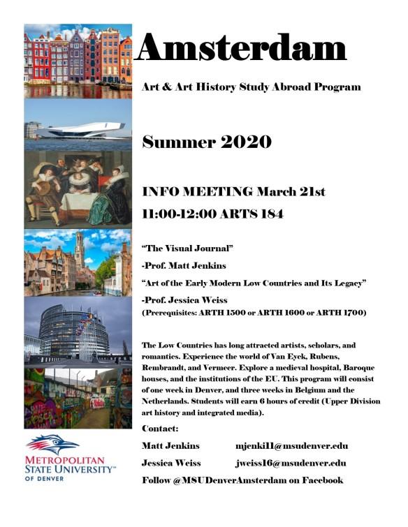 Msu Summer 2020.Msu Denver Programs A New Perspective
